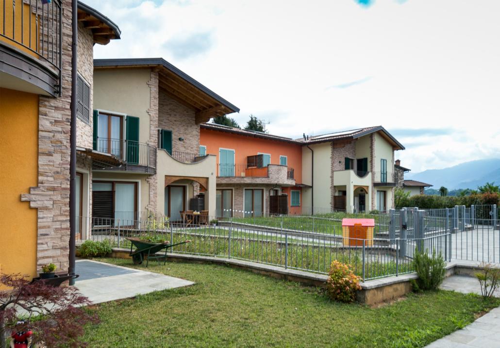 Nuova costruzione a Fiorano al Serio